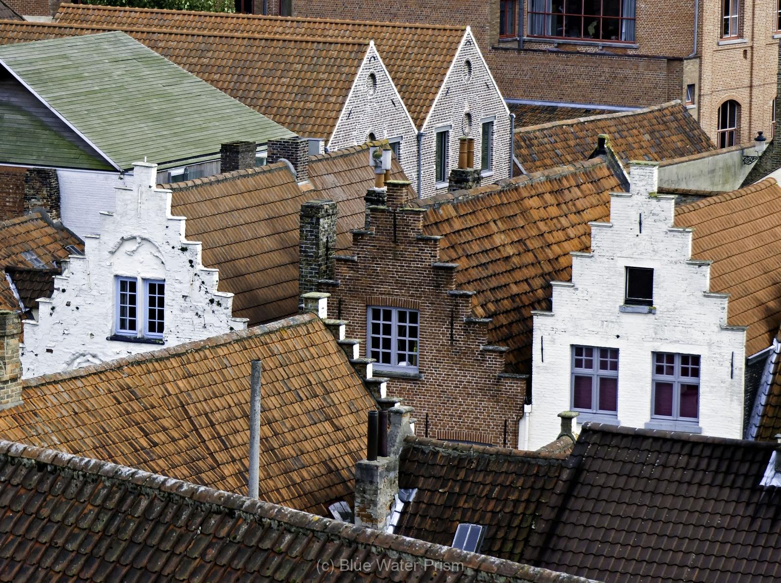 Brugge Rooftops