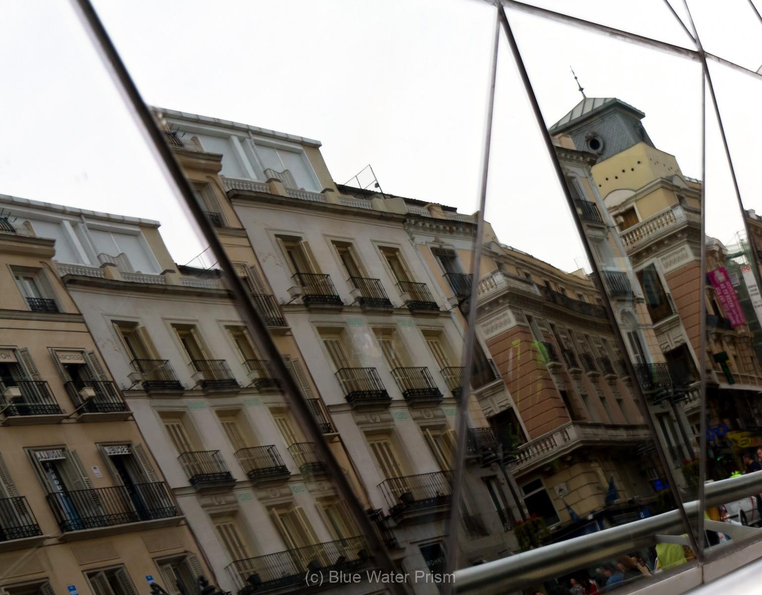 Madrid Reflection