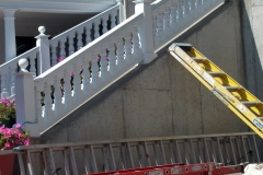 Ladders and stairs