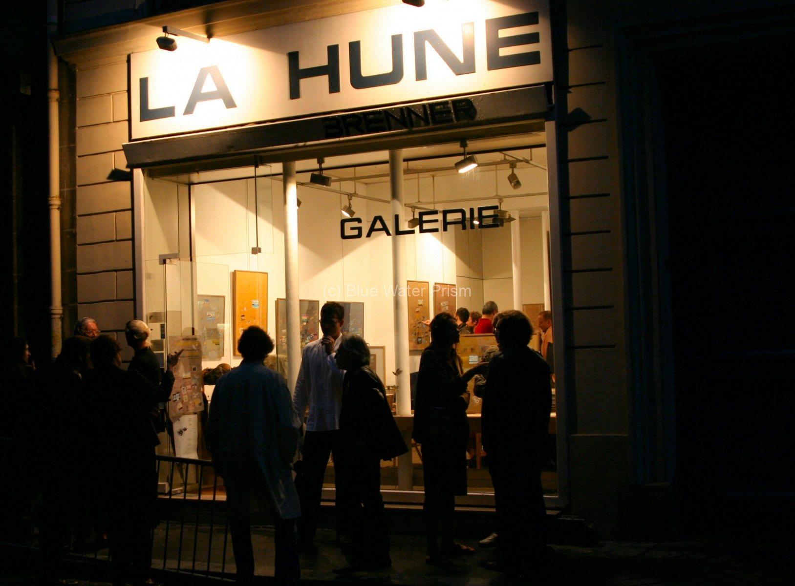 Paris Left Bank Night