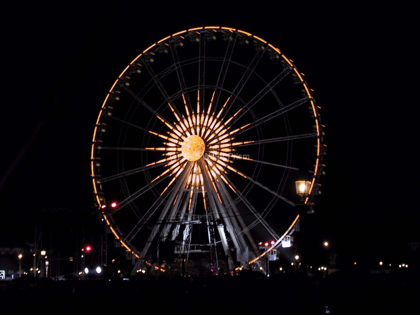 New Years in Paris