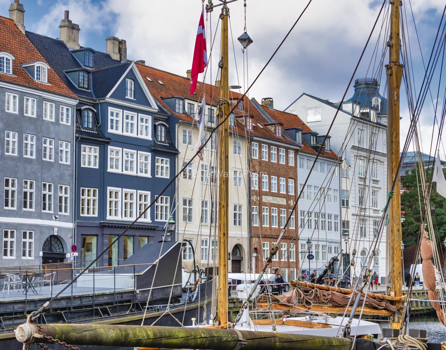 Copenhagen Water Scene