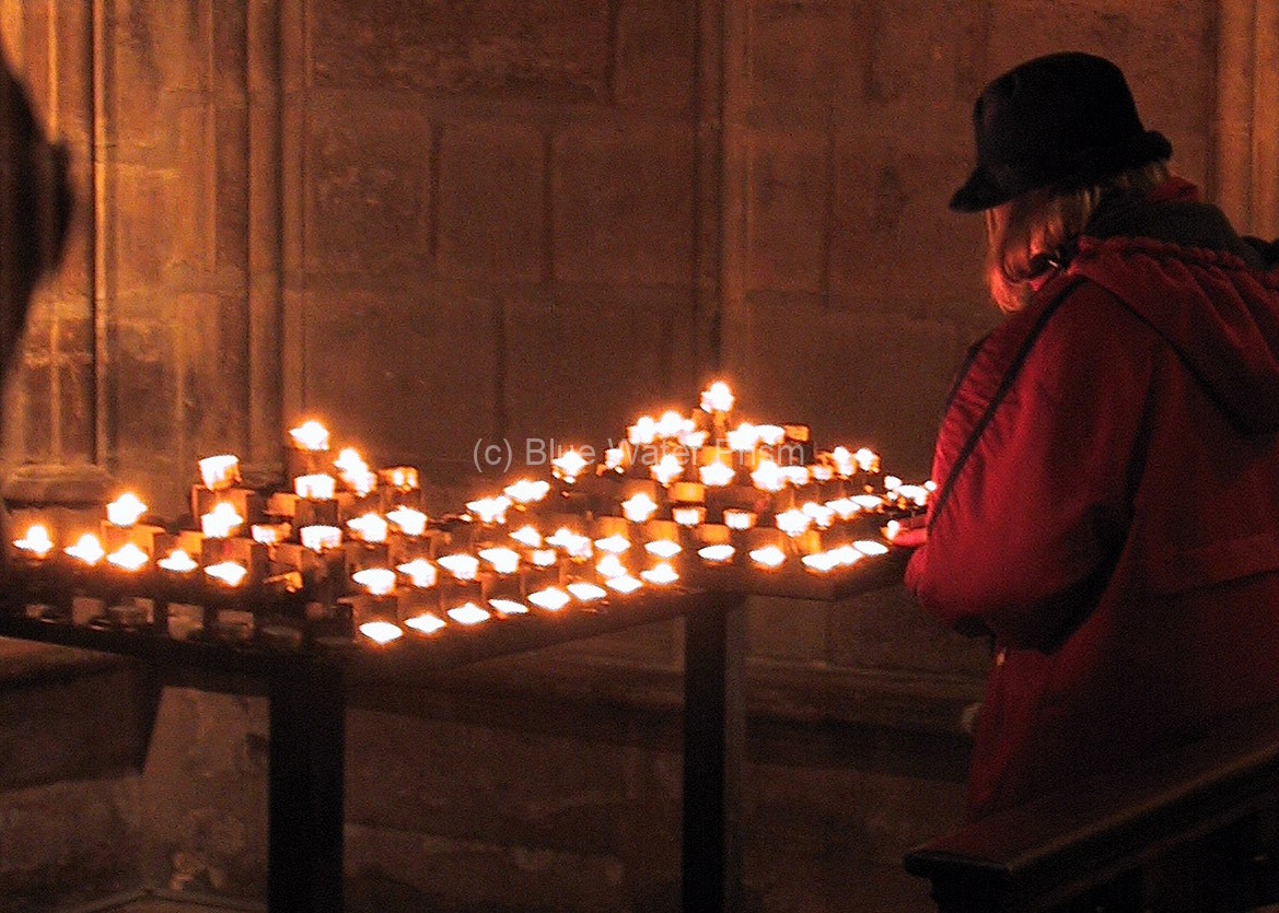 Notre Dame prayer