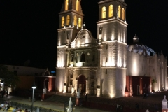 Campeche at night
