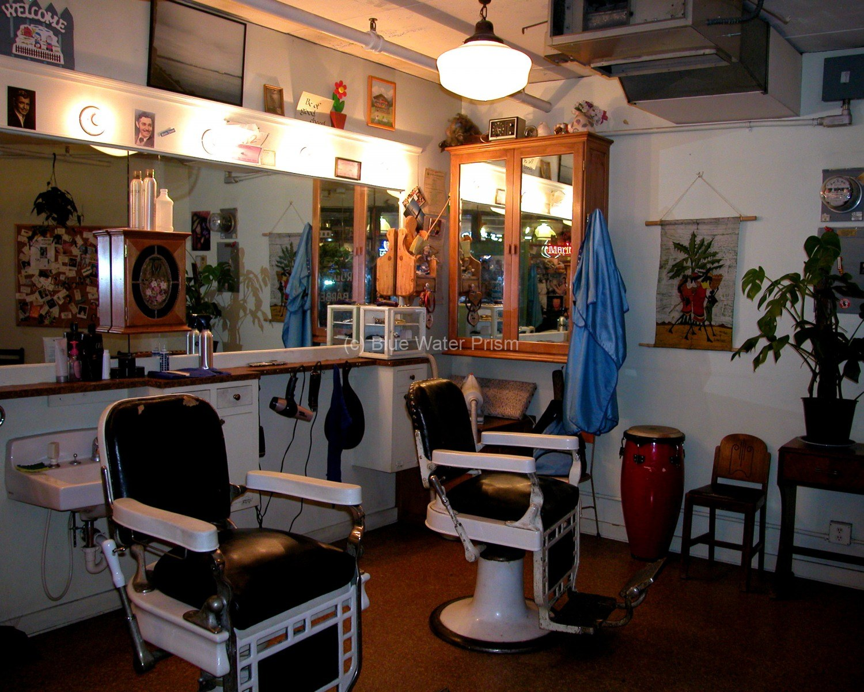 Seattle barbershop